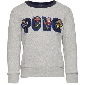 Polo Ralph Lauren bear ski logo sweater